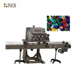 5L – 25L Plastic Drum Bottle Capping Machine With Full Automatic Single Head 750pcs / Hour