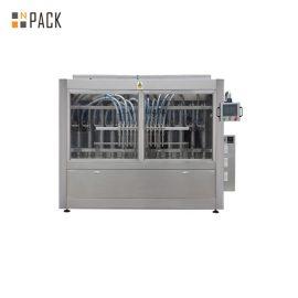 100ml – 1L Rotary Liquid Filling Machine For Antifreeze Beverages / Motor Oil 3000 B/H