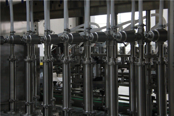 স্বয়ংক্রিয় তরল ডিটারজেন্ট শাওয়ার জেল বোতল তরল ফিলিং মেশিন